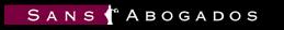 Sans Abogados Logo